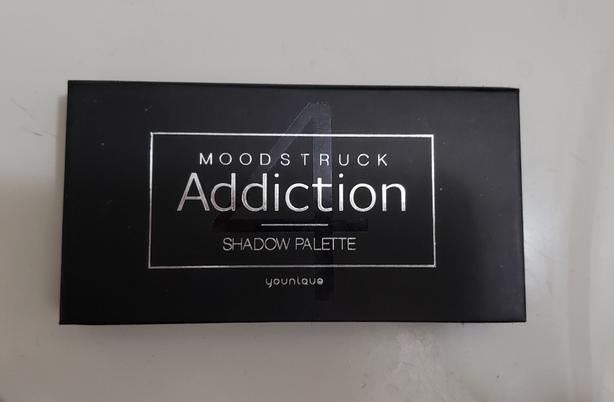 Younique Moodstruck Addiction Eye Palette 4