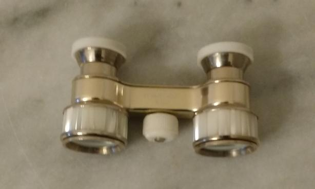 VINTAGE FISHER-DIETZ OPERA GLASSES