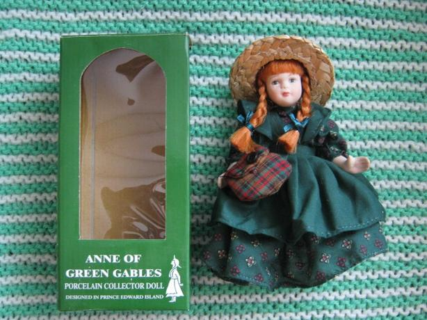 ANNE OF GREEN GABLES DOLL - $10 OR BEST OFFER