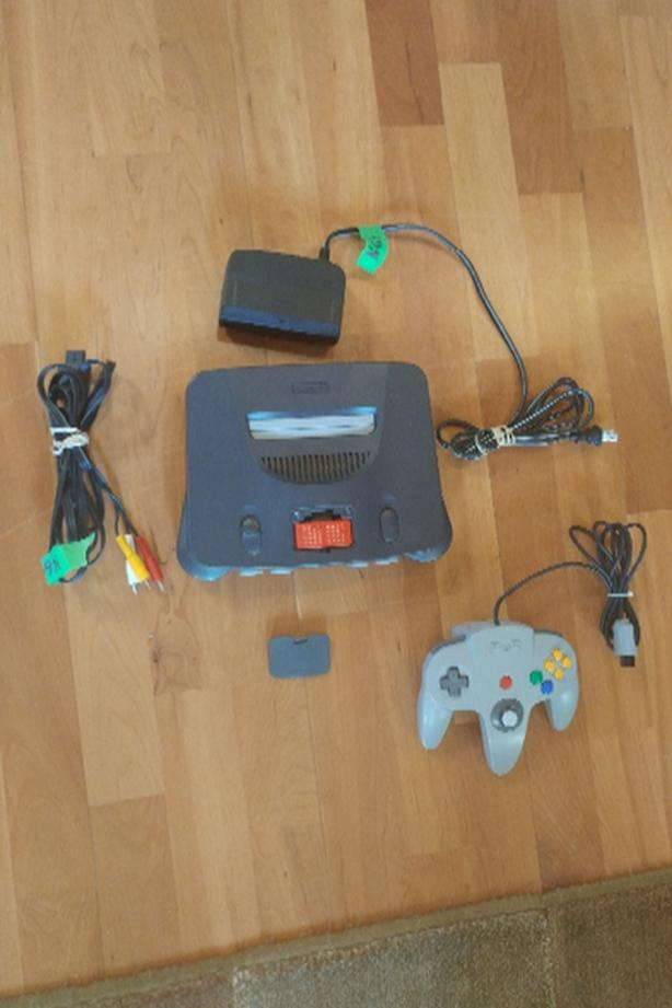  Log In needed $65 · Nintendo 64 with expansion pak