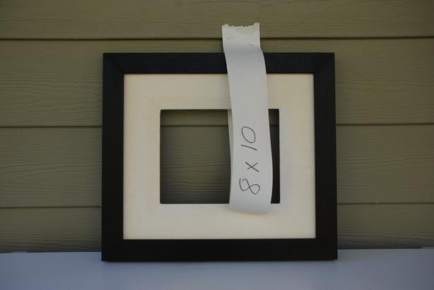 15 Custom Picture Frames For Sale (assorted sizes, styles, woods)