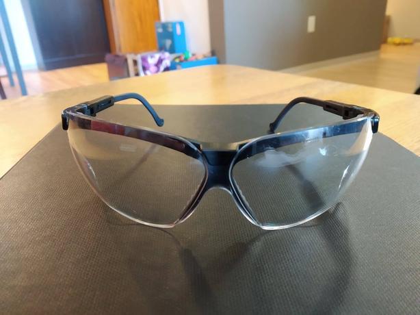 UVEX Safety Glasses