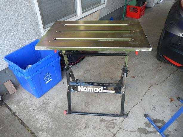 Log In Needed 90 Nomad Welding Table