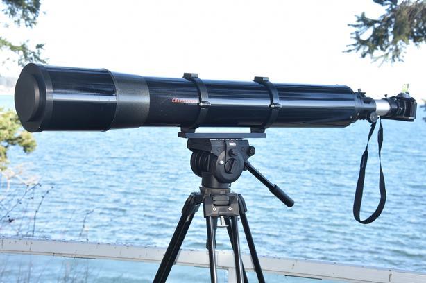 Celestron Refractor Telescope CR-150-HD6 Model 21017