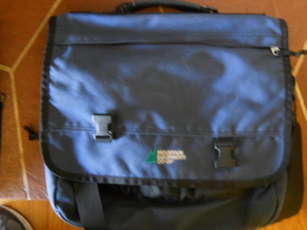 MEC Cordura Briefcase