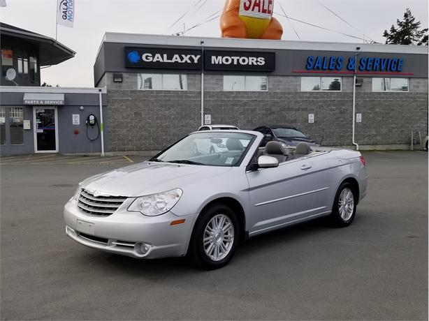 2008 Chrysler Sebring TOURING - Convertible AUX *FREE* CAR WASHES!