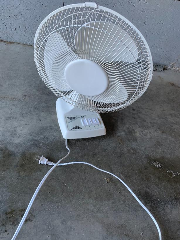 electic fan