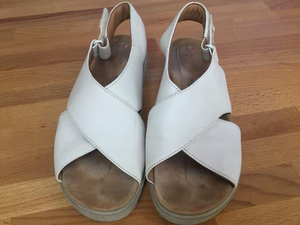 off-white size 8 leather Shoes