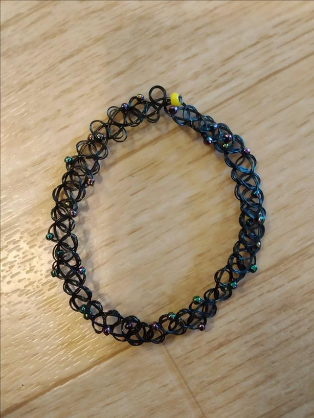 90's Choker Necklace