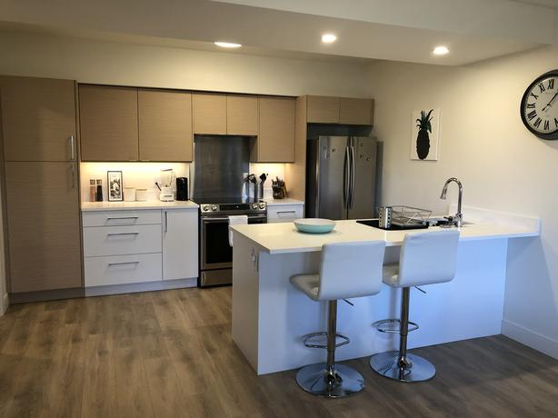 One Bedroom and Bath Suite for Rent in Colwood available May 1st