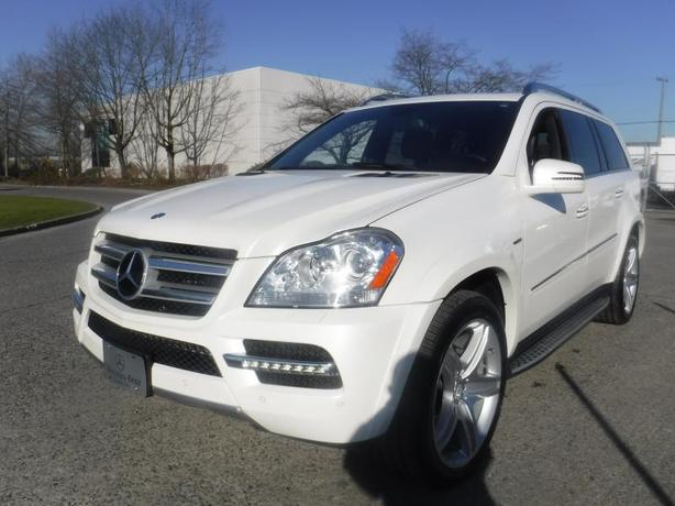 2012 Mercedes-Benz GL-Class GL350 BlueTEC Diesel 3rd row seating