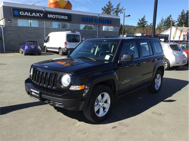 2015 Jeep Patriot SPORT - 4WD Alloys *FREE* Car Wahes for Life!