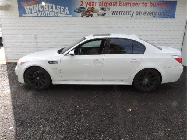 2006 BMW M5 3YEAR ALMOST BUMPER TO BUMPER WARRANTY I