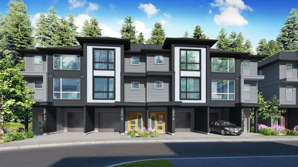 Meridian Family Townhomes at Westhills