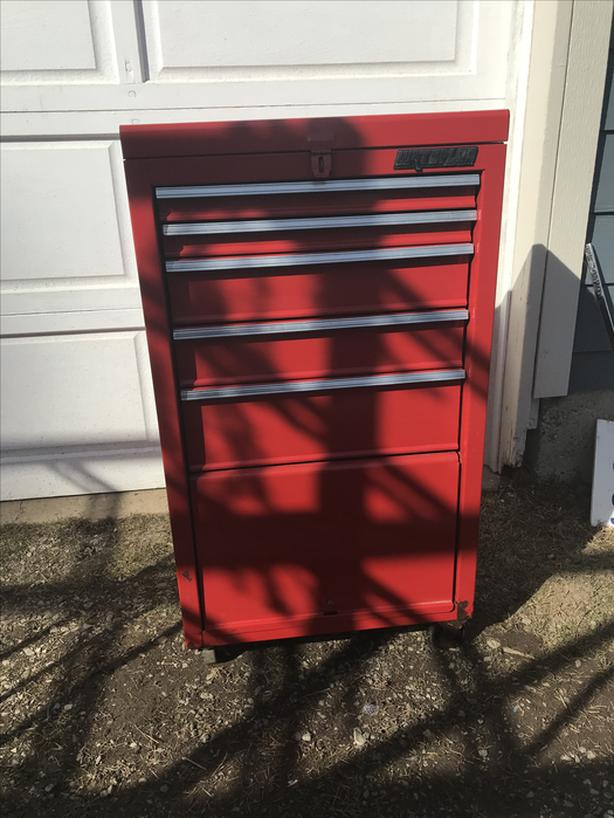 Fantastic Log In Needed 198 Waterloo Ml 522 5 Drawer 2 Shelfs Tool Box With Lots Of Tools Included Dunan Machost Co Dining Chair Design Ideas Machostcouk