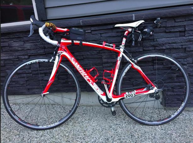 2011 Specialized Roubiax S-Works Road Bike