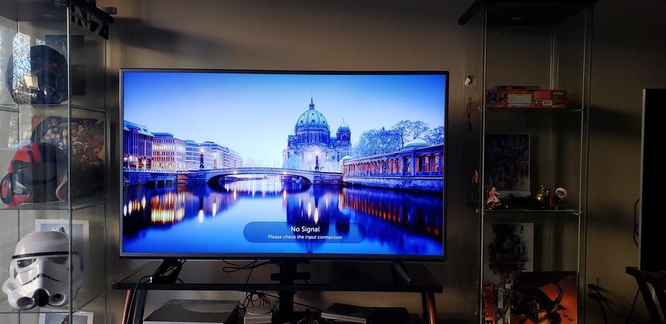 $600 · LG 55in LED 4K TV