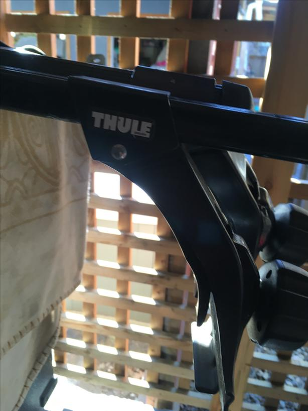 Thule roof racks for Jeep wrangler