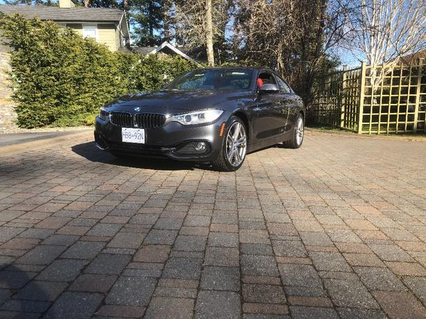 2015 BMW 428i XDRIVE 40,000km SELL OR TRADE
