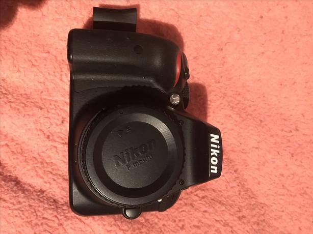 Nikon D3300 Digital Camera