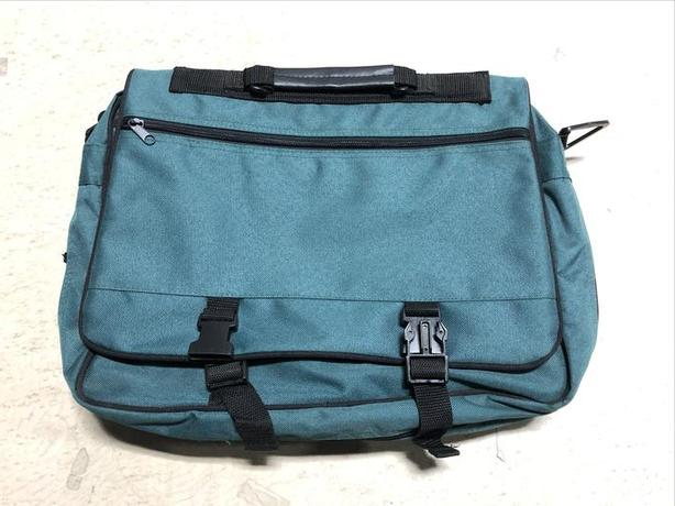 Messenger Bag - Teal