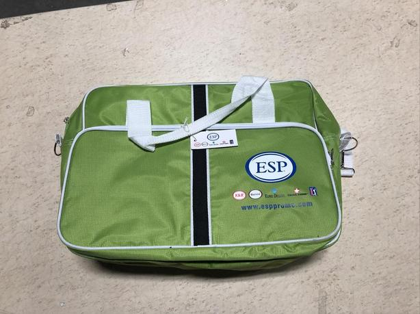 Sports bag. 2 compartments. Lined