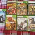 Xbox360 Games lot