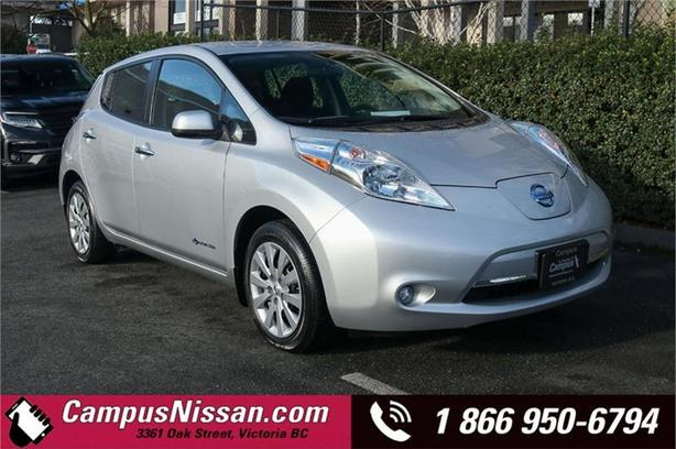 2017 Nissan Leaf | S | FWD w/ Quick-Charge