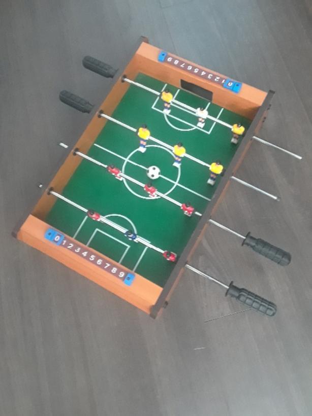 Mini Fooseball Table