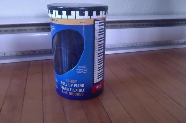 Roll-Up Keyboard