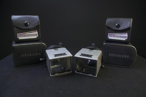  Log In needed $400 · Ultra Rare Delrama/Vistascope 1 5x Single Focus  Anamorphic Adapters with Clamps