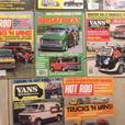 11 boogie van magazines