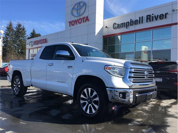 2018 Toyota Tundra DBL CAB LTD