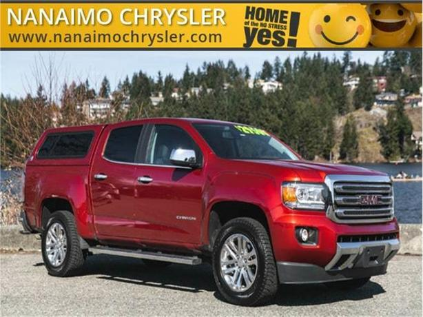  Log In needed $29,500 · 2015 GMC Canyon SLT No Accidents Low Kilometers