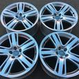 """NICE - Genuine Factory OEM Audi All Road 19"""" rims in excellent condition"""