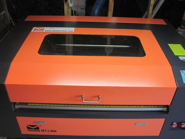 Large Commercial 80w CO2 Laser Cutting/Engraving Machine