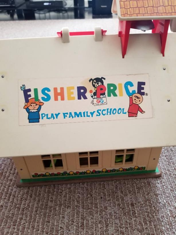 Fisher-Price Play School with Accessories