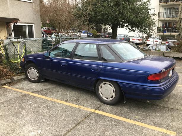 1994 Mercury Sable (Ford Taurus) Parts Car