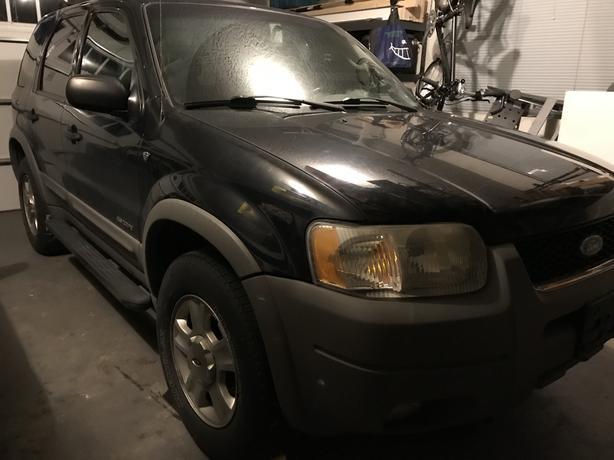 2002 Ford Escape 4x4 Automatic