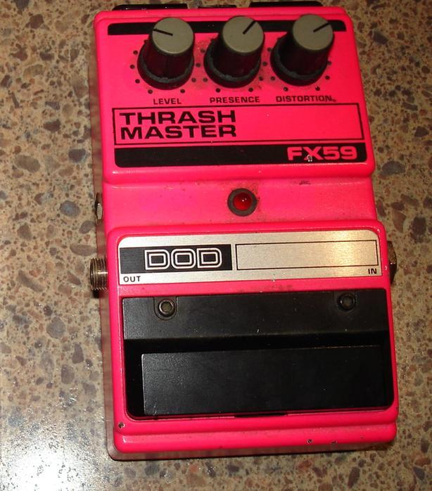 thrash master90$