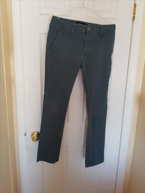 Brixton Teal Pants (Size 30)