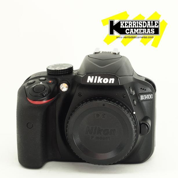 Nikon D3400-24 Megapixel