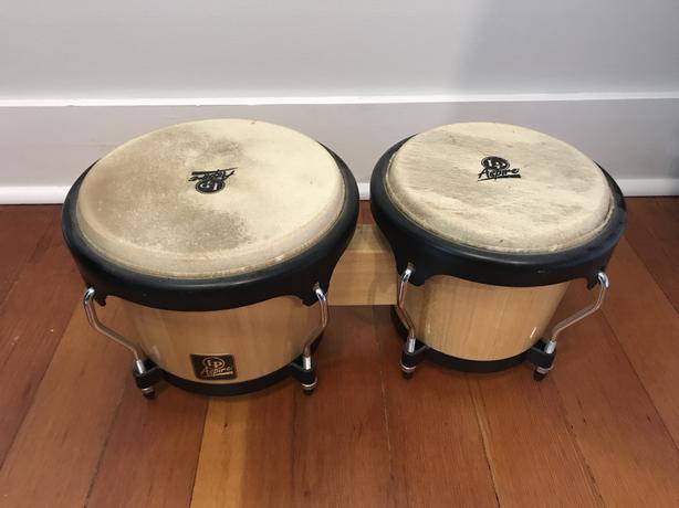 LP aspire bongos