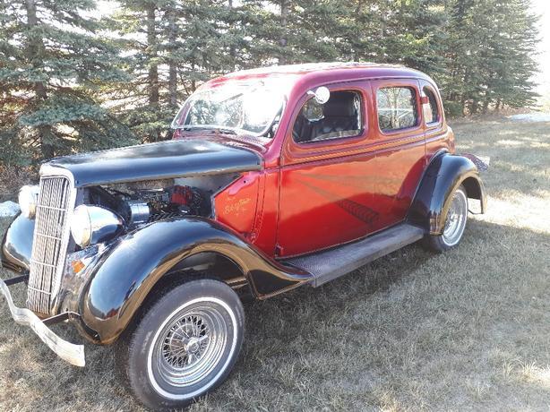 1935 Ford Slantback Street Rod