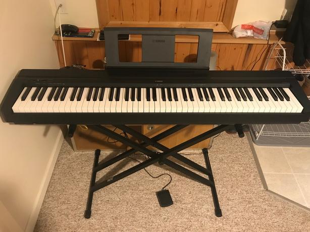 Yamaha P-45 Keyboard