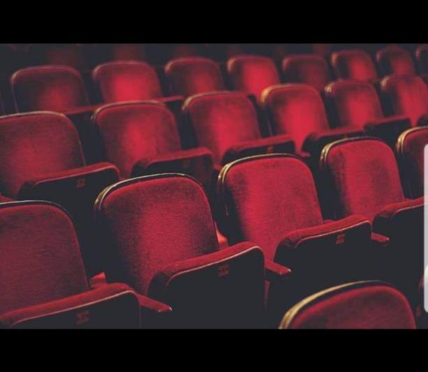 MUST GO. Authentic movie seats