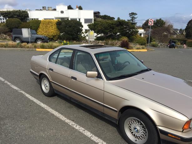 BMW 525i '93