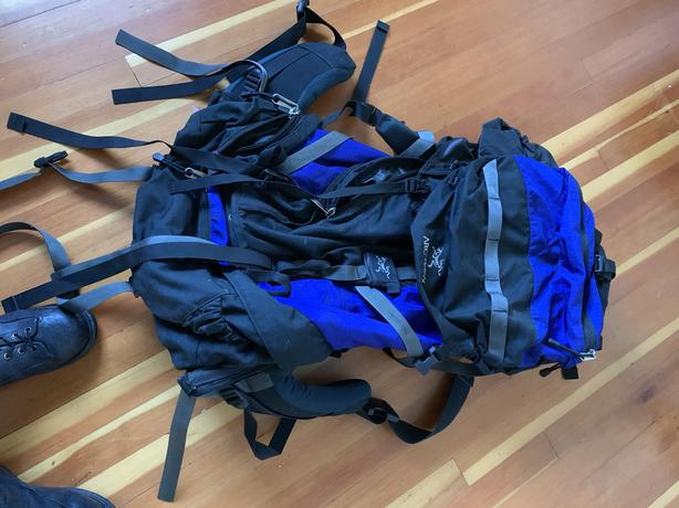 90 litre Backpack from Arcteryx