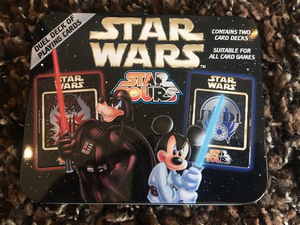 Disney Star Wars Card Decks