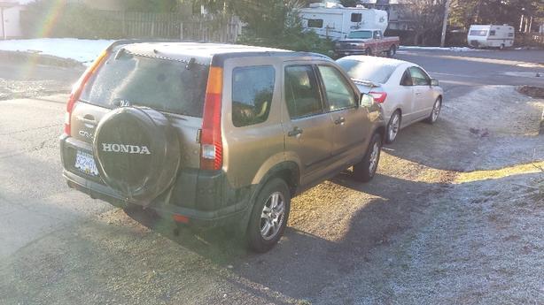 2004 Honda CRV EX *mechanic's special*